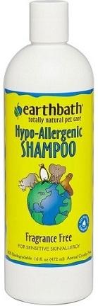 Earthbath Hypo-Allergenic Dog & Cat Shampoo