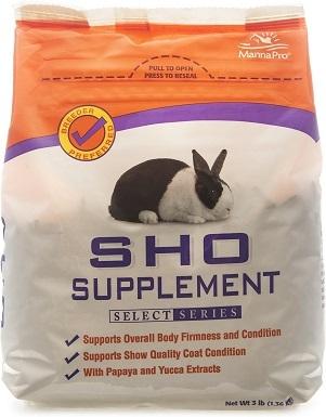 Manna Pro Select Series Show Rabbit Pellet Supplement