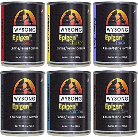 4Wysong Epigen Variety Pack