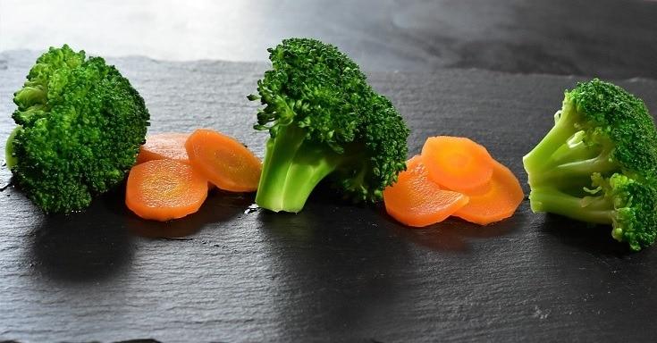 Broccoli carrots