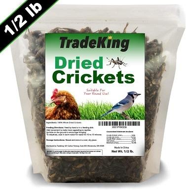 TradeKing Black Soldier Fly Larvae