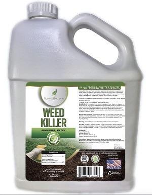 10Natural Elements Weed Killer