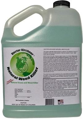 1Doctor Kirchner Natural Weed & Grass Killer