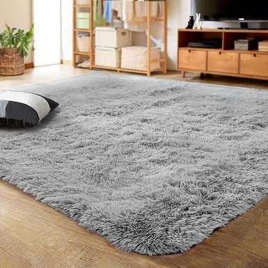 4LOCHAS Ultra Soft Indoor Modern Area Rugs