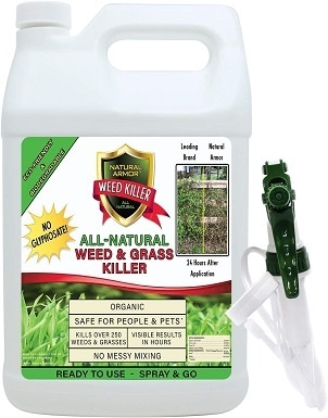 4Natural Armor Weed and Grass Killer