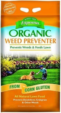 6Espoma Organic Weed Preventer