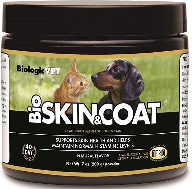 BiologicVET BioSKIN&COAT Powder