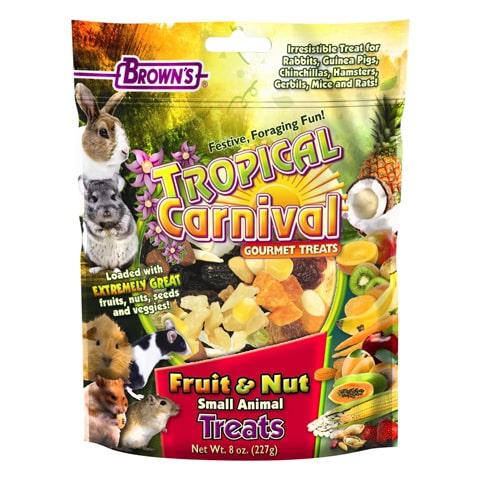 Brown's Tropical Carnival