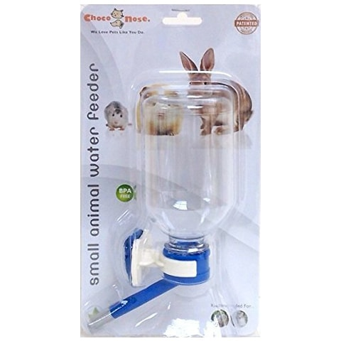 Choco Nose No-Drip Small Animal Water Bottle