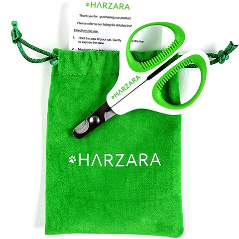 Harzara Professional Pet Nail Clippers