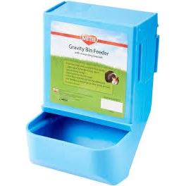 Kaytee Gravity Bin with Mounting Bracket Small Animal Feeder