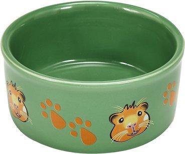 Kaytee Paw Print Small Animal Food Bowl