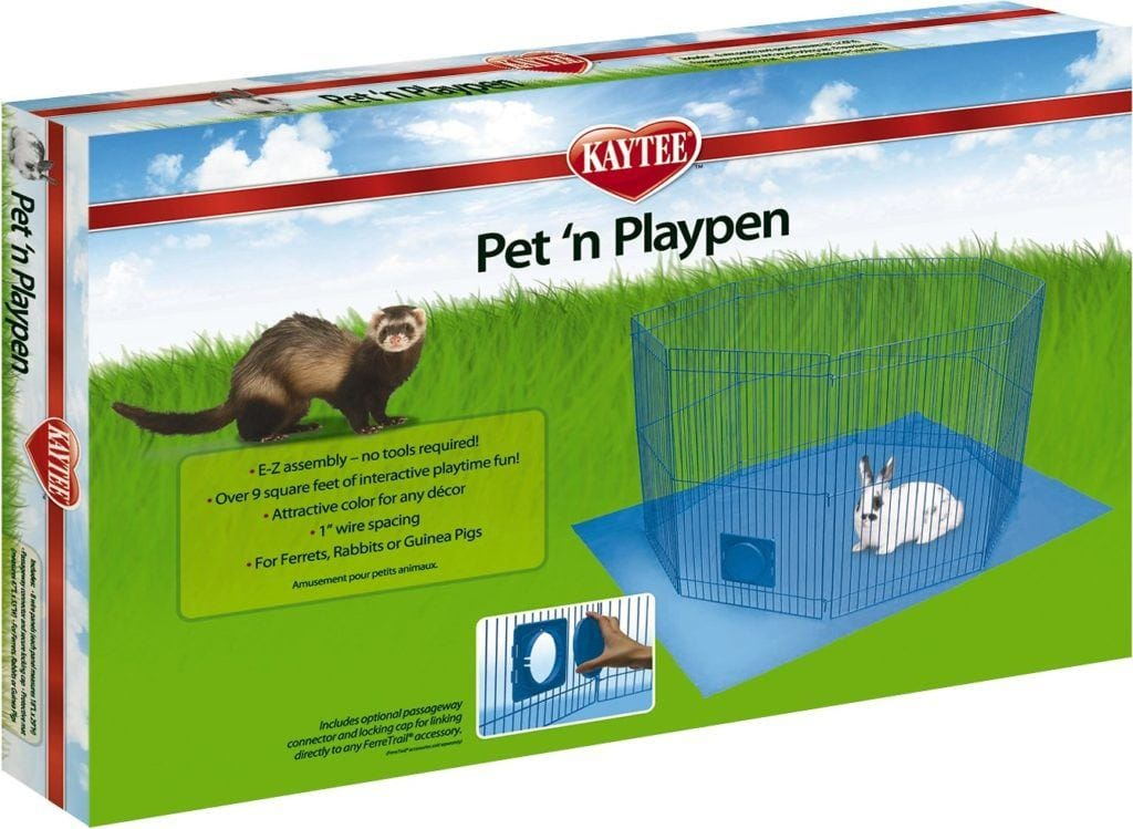 Kaytee Pet-N-Playpen