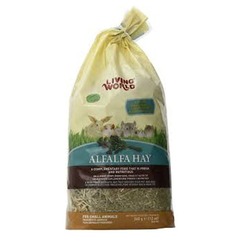Living World Alfalfa Hay