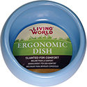 Living World Blue Ergonomic