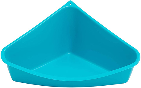 Lixit LIX-025 Corner Litter Pan