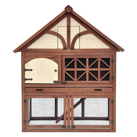Merry Products Tudor Decorative Rabbit Cage