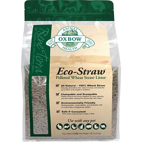 Oxbow Bene Terra Eco-Straw Pelleted Litter