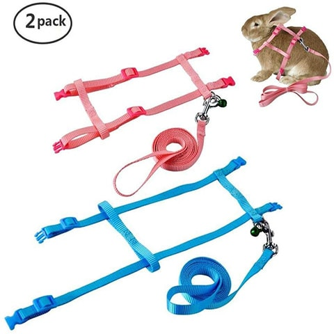 PERSUPER Pet Rabbit Harness