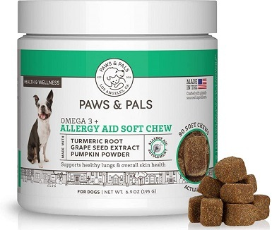 Paws & Pals Dog Allergy Relief