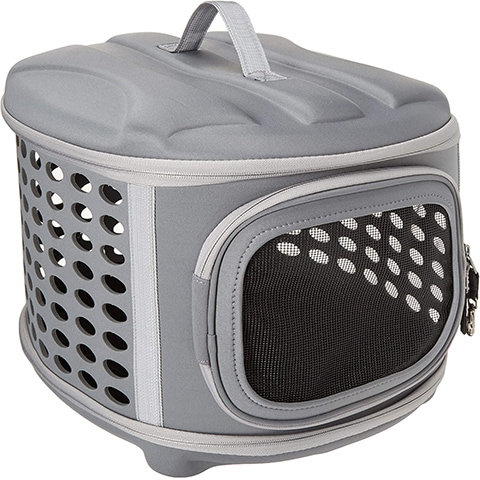Pet Magasin 20180108 Hard Cover Collapsible Carrier