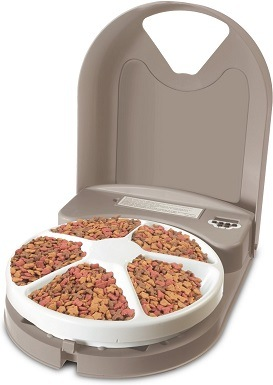 PetSafe Eatwell 5-Meal Automatic Cat Feeder