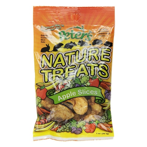 Peter's Apple Slices Small Animal Nature Treats