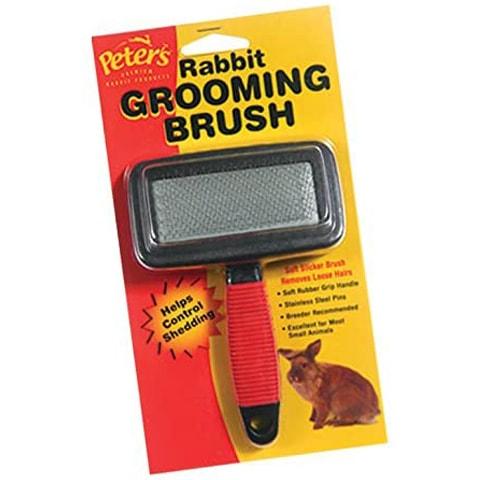 Peters RG-520 Rabbit Grooming Brush