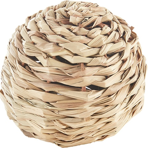 Peter's Woven Grass Ball Small Animal Toy