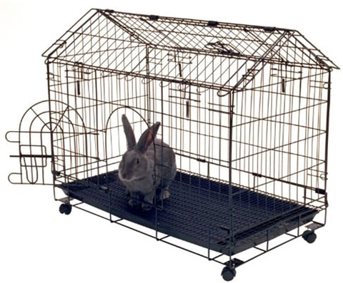 Petmate 49960 Kennel-Aire Bunny House