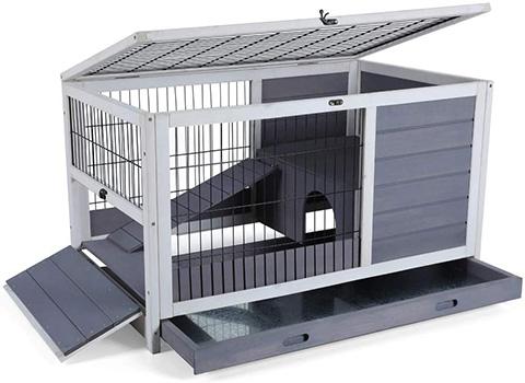 Petsfit Indoor Rabbit Hutch