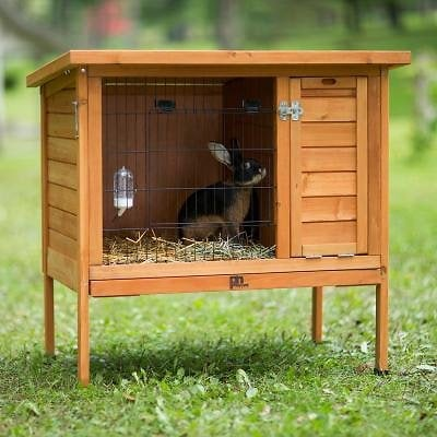 Prevue Pet Products Rabbit Cage-FI