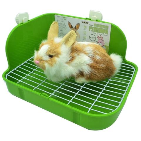 RUBYHOME Rabbit Litter Box
