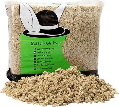 Rabbit Hole Hay Food Grade Bedding