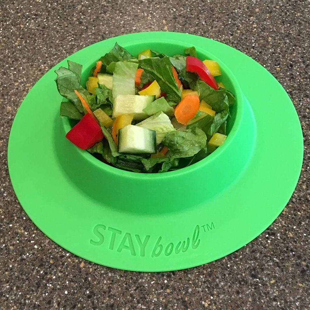 STAYbowl Tip-Proof Bowl-BG