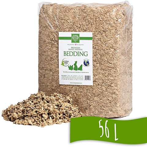 Small Pet Select BDING-56L Natural Paper Bedding