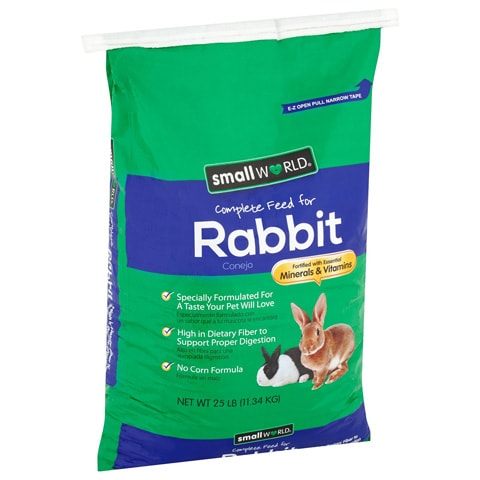Small World Complete Rabbit Food
