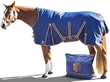 SteedBox Horse Winter Turnout Blanket