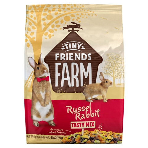Tiny Friends Farm Russel Rabbit Food
