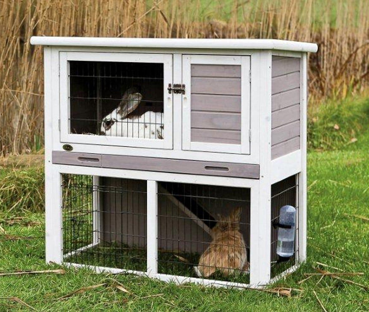 Trixie Natura Rabbit Hutch-FI