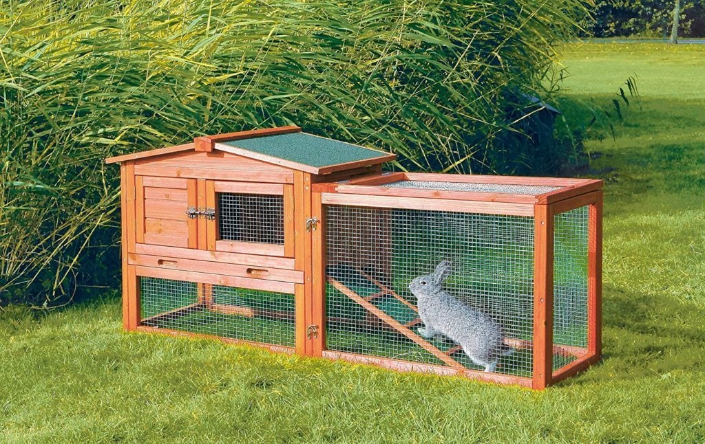 Trixie Small Animal Cage-FI