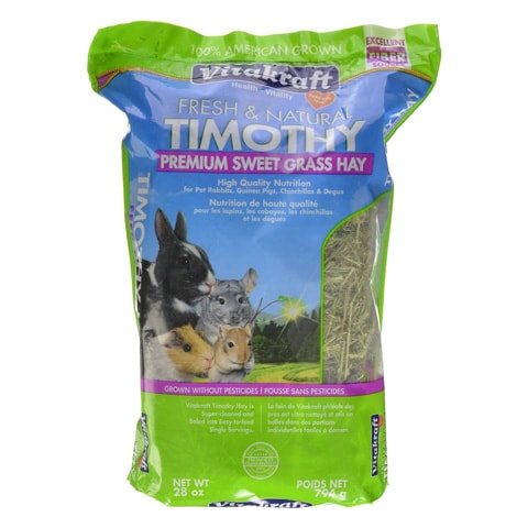 Vitakraft Timothy Sweet Grass Hay
