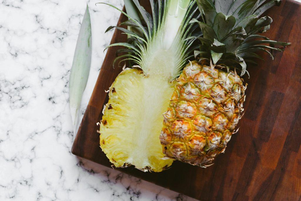 pineapple slice
