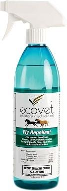 1Ecovet Fly Repellent Horse Spray