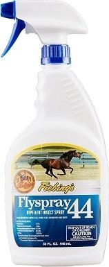 5Fiebing's Flyspray 44 Repellent Insect Spray for Horses, 32-oz bottle