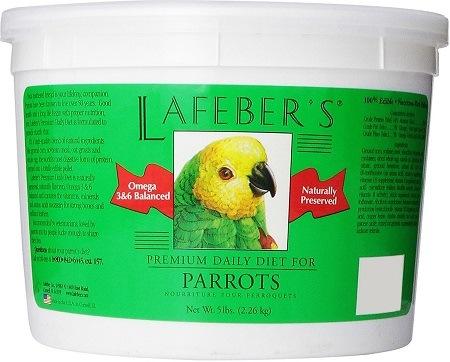 Lafeber Premium Daily Diet Parrot Food