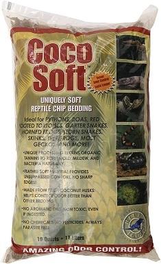 Carib Sea SCS00211 Coco Soft Reptiles Bedding