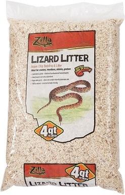 Zilla Aspen Chip Reptile Bedding – Best Value