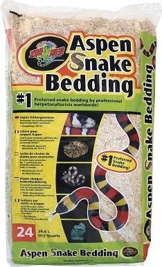Zoo Med Aspen Snake Bedding