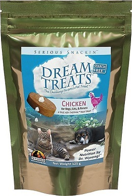 Wysong Dream Chicken Freeze-Dried Raw Treat — Premium Choice